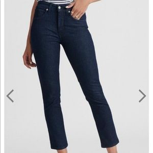 NWT Lucky brand High Rise Bridgette Slim Jean